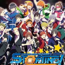 The Idolm@ster: SideM 1st Stage ~St@rting!~ Live Blu-ray [Complete Side]