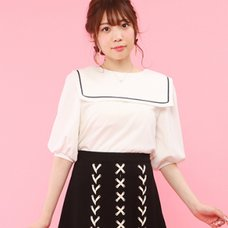 Honey Salon Sailor Top