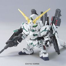 Gundam SD BB Senshi #390: Full Armor Unicorn Gundam Plastic Model Kit