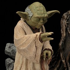 ArtFX Star Wars Yoda: The Empire Strikes Back Repainted Ver.