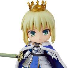 Nendoroid Fate/Grand Order Saber/Altria Pendragon: True Name Revealed Ver.