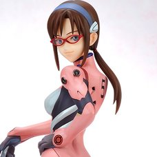 Rebuild of Evangelion Mari Illustrious Makinami: Plugsuit Ver. 1/6 Scale Figure: Re