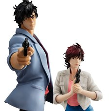 G.E.M. Series City Hunter the Movie: Shinjuku Private Eyes Ryo Saeba & Kaori Makimura