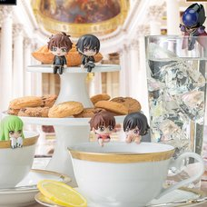 Ochatomo Series Code Geass: Lelouch of the Rebellion on the Glass Set