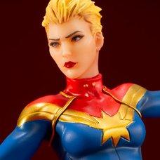 ArtFX+ Marvel Universe Captain Marvel
