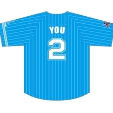 Love Live! Sunshine!! Aqours You Watanabe Baseball Uniform