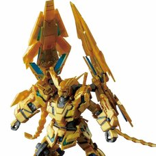 HGUC Mobile Suit Gundam Narrative 1/144 Scale Unicorn Gundam 03 Phenex Destroy Mode Narrative Ver.