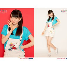Morning Musume。'15 Fall Concert Tour ~Prism~ Haruna Ogata Solo 2L-Size Photo Set B