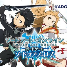 Sword Art Online Board Game: Sword of Fellows
