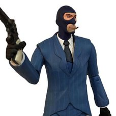 Team Fortress 2 Series 3.5 BLU Spy Action Figure