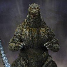S.H.MonsterArts Godzilla vs Mechagodzilla: Godzilla - Noriyoshi Ohrai Poster Color Ver.