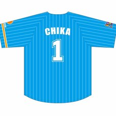 Love Live! Sunshine!! Aqours Chika Takami Baseball Uniform (Re-run)