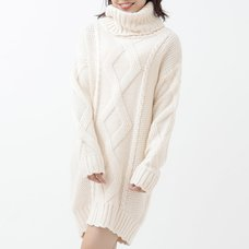 LIZ LISA Knit Turtleneck Dress
