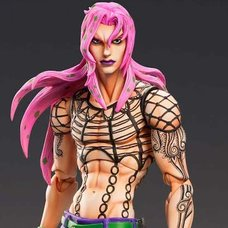 Super Action Statue: JoJo's Bizarre Adventure Part 5 Diavolo