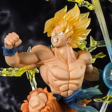 FiguartsZero Dragon Ball Z -The Burning Battles- Super Saiyan Goku
