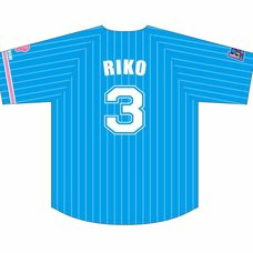 Love Live! Sunshine!! Aqours Riko Sakurauchi Baseball Uniform