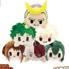 Mochibi My Hero Academia Plush Series 1 Set