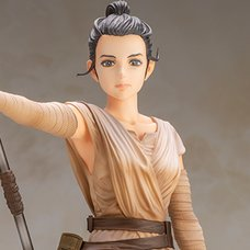 ArtFX Artist Series Star Wars Rey: Descendant of Light