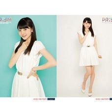 Morning Musume。'15 Fall Concert Tour ~Prism~ Haruna Ogata Solo 2L-Size Photo Set C