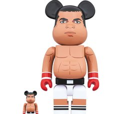 BE@RBRICK Muhammad Ali 100% & 400% Set