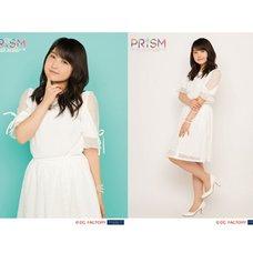 Morning Musume。'15 Fall Concert Tour ~Prism~ Riho Sayashi Solo 2L-Size Photo Set C