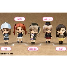 Nendoroid Petite: Girls und Panzer 02 Box Set