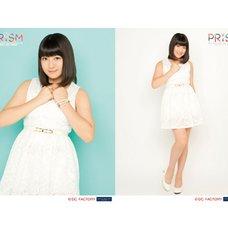 Morning Musume。'15 Fall Concert Tour ~Prism~ Akane Haga Solo 2L-Size Photo Set C