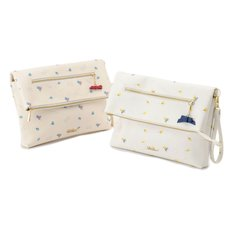 LIZ LISA Tulip Clutch Bag