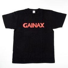 Gainax Logo Black T-Shirt