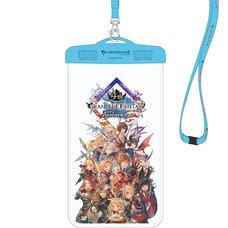 Granblue Fantasy 4th Anniversary Protective Smartphone Cover