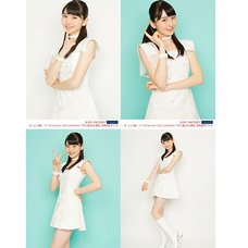 Morning Musume。'15 Fall Concert Tour ~Prism~ Haruna Ogata Solo 2L-Size 4-Photo Set A