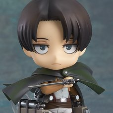 Nendoroid Attack on Titan Levi (Re-run)
