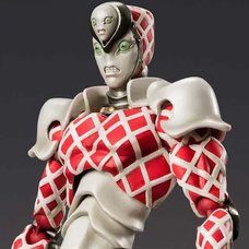 Super Action Statue: JoJo's Bizarre Adventure Part 5 King Crimson