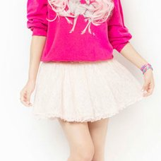 LLL Swan Princess Skirt (Baby Pink)