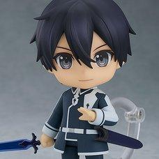 Nendoroid Sword Art Online: Alicization Kirito: Elite Swordsman Ver.