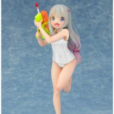 Eromanga Sensei Sagiri Izumi: White Swimsuit Ver. 1/7 Scale Figure - Wonder Festival Winter 2018 Limited Edition