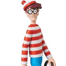 Ultra Detail Figure Where's Wally? Wally