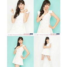 Morning Musume。'15 Fall Concert Tour ~Prism~ Maria Makino Solo 2L-Size 4-Photo Set A