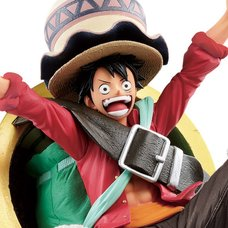 Ichiban Figure One Piece Stampede Monkey D. Luffy