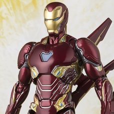 S.H.Figuarts Avengers: Infinity War Iron Man Mk-50 Nano-Weapon Set