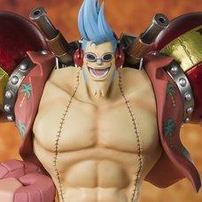 Figuarts Zero One Piece Cyborg Franky