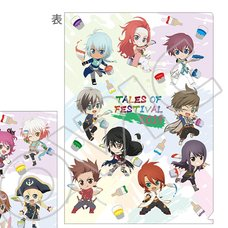 Tales of Festival 2019 Clear File
