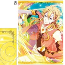 IDOLiSH 7 x Tales of Link Nagi Clear File