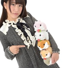 Coroham Coron Glutton Hamster Plush Collection (Standard)