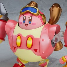 Nendoroid More: Kirby: Planet Robobot Robobot Armor & Kirby