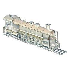 Metal Hobby Miniature Model Art: Bavarian State S3/6 1912