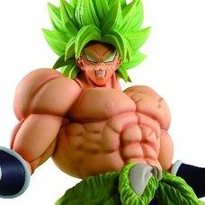 Ichiban Figure Dragon Ball Ultimate Variation Super Saiyan Broly Full Power