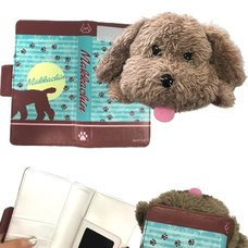 Yuri!!! on Ice Makkachin Plush Smartphone Case