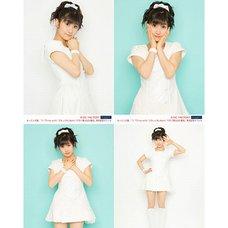 Morning Musume。'15 Fall Concert Tour ~Prism~ Masaki Sato Solo 2L-Size 4-Photo Set A