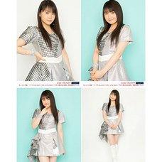 Morning Musume。'15 Fall Concert Tour ~Prism~ Riho Sayashi Solo 2L-Size 4-Photo Set A